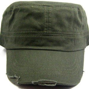 BRAND NEW Cadet Hat-olive green